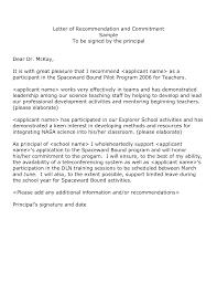 example of good recommendation letter shishita world com