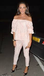 Tiffany Pollard Nude Pictures - cbb s megan mckenna hits the town in a flirty floral off shoulder