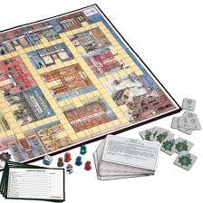 Halloween Hangman Skeleton Game 221b Baker Street Detective Game Amazon Co Uk Toys U0026 Games