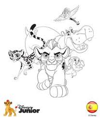 Download And Print These Free Printable The Lion Guard Coloring Disney Junior Coloring Sheets And Activity Sheets