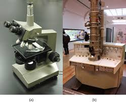 name one advantage of light microscopes over electron microscopes 4 1 studying cells biology libretexts