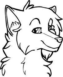 wolf face coloring page cool female wolf coloring pages check more at http