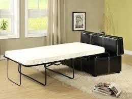 Convertible Ottoman Folding Bed Ottoman Etechconsulting Co