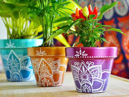 Flower Pot Wedding Favors - pin by fun landscaping on flower pot arts and crafts with supplies