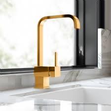 designer kitchen taps gold kitchen taps and accessories