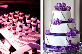 fondant succulent wedding cake purple green