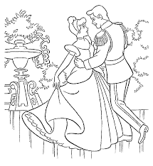 kidscolouringpages orgprint u0026 download cinderella coloring pages