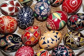 Russian Easter Egg Decorations hand painting ideas for easter eggs decoration unique gifts and
