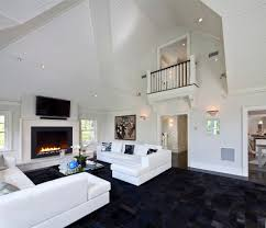 white leather sectional mode new york victorian living room