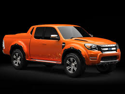 ford ranger max concept truck premieres at auto