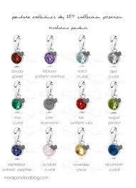 s day bracelet with birthstones pandora s day 2017 collection preview pendants