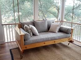 hanging modern porch swing u2014 bistrodre porch and landscape ideas