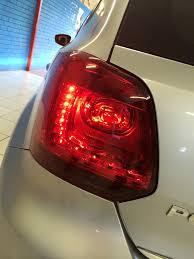 vw led tail lights vw polo 6 led tail lights bodykits accessories