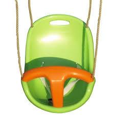 siège pour bébé pour bébé amca siège vert sécurités orange