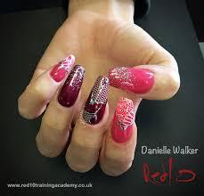 gelish on acrylic nails fables u0026 fairytales gelish moyra foil