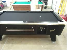 used valley pool table coffee accent tables affordable bar size pool table for sale