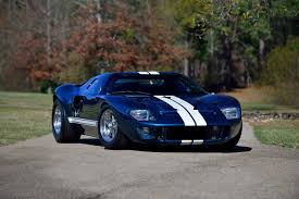 koenigsegg fast five ford gt40 from fast and furious headed to auction