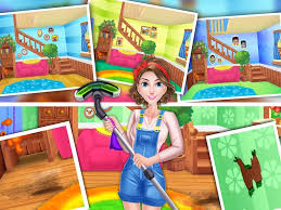 house cleaning games for girls android apps on google play