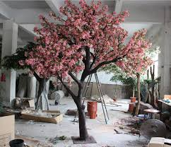 customized 2 8m artificial cherry blossom tree in wedding