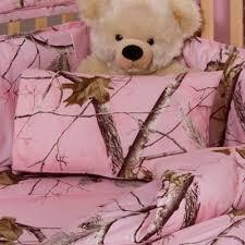 realtree apc pink crib sheet and pillowcase walmart com