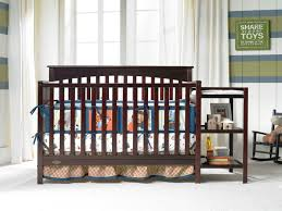 Baby Cribs Vancouver by Baby Crib With Changing Table Attached On Top U2014 Thebangups Table