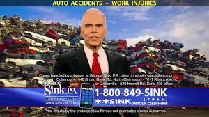 Dont Sign That Check George Sink P A Injury Lawyers South