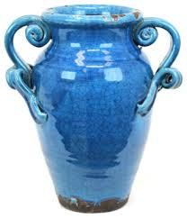 Classic Vases Stylish And Classic Inspired Valuable Ceramic Tuscan Vase Home