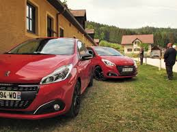 peugeot 208 red 2015 peugeot 208 review fresh faced carwitter