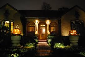 halloween pumpkin light halloween light dirt simple