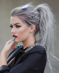 hair sules for thick gray hair re gray hair color blond shade latest hairstyles for women s and