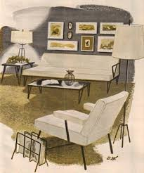 Interior Design Mid Century Modern by 594 Best Retro Home Mid Century Modern Images On Pinterest