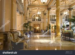 luxurious hotel lobby interior stock photo 1815857 shutterstock