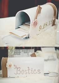 old mailbox for wedding cards vintage wedding rustic wedding
