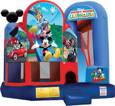 mickey mouse clubhouse bounce house mickey mouse club house combo wow party rentals