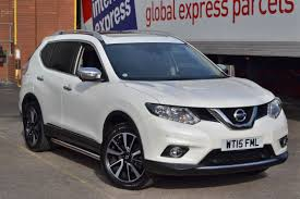 wessex garages demonstration model nissan x trail n tec at