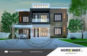 2 floor house readymade house plan custom home design 3d designs