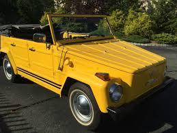 volkswagen type 181 daily turismo 5k kurierwagen 1973 volkswagen thing type 181
