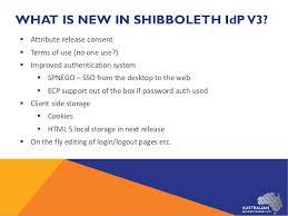 Shibboleth Login Find Out What U0027s New In Shibboleth Idp V3