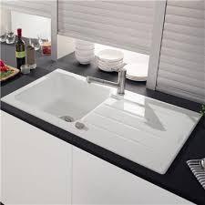 evier cuisine ceramique blanc enchanting evier cuisine ceramique galerie s curit la maison at
