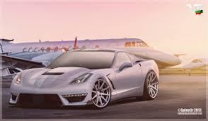 2014 chevrolet corvette zr1 render 2014 chevrolet corvette stingray zr1 gtspirit