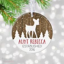 new gift pregnancy announcement ornament personalized gift