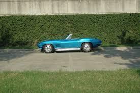 corvette stingray green 1967 corvette convertible