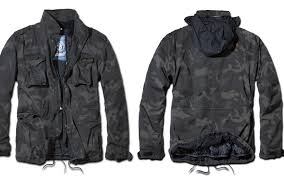 Vidaxl Esszimmerst Le Brandit Giant Herren Jacke Winter Jacke Jacket Parka Army