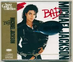 Michael Jackson Bad Album Michael Jackson Collection Bad Cd Album Dangerous Eyes Sticker