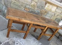 Diy Farmhouse Table And Bench Lipstick And Sawdust Farmhouse Bench