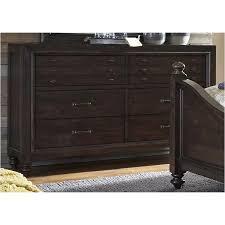 Bedroom Sideboard Furniture by 816 Br31 Liberty Furniture Catawba Hills Bedroom 6 Drawer Dresser