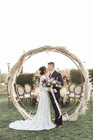 wedding backdrop trends trending 20 coolest ideas to feature pas grass in your wedding