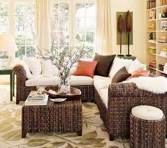 Living Room Wicker Furniture Beautiful Wicker Furniture For Every Interiors Home Design And