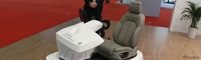 faurecia sieges d automobile active wellness le siège automobile qui vous comprend infos
