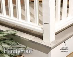 how to choose composite decking u2014 the family handyman